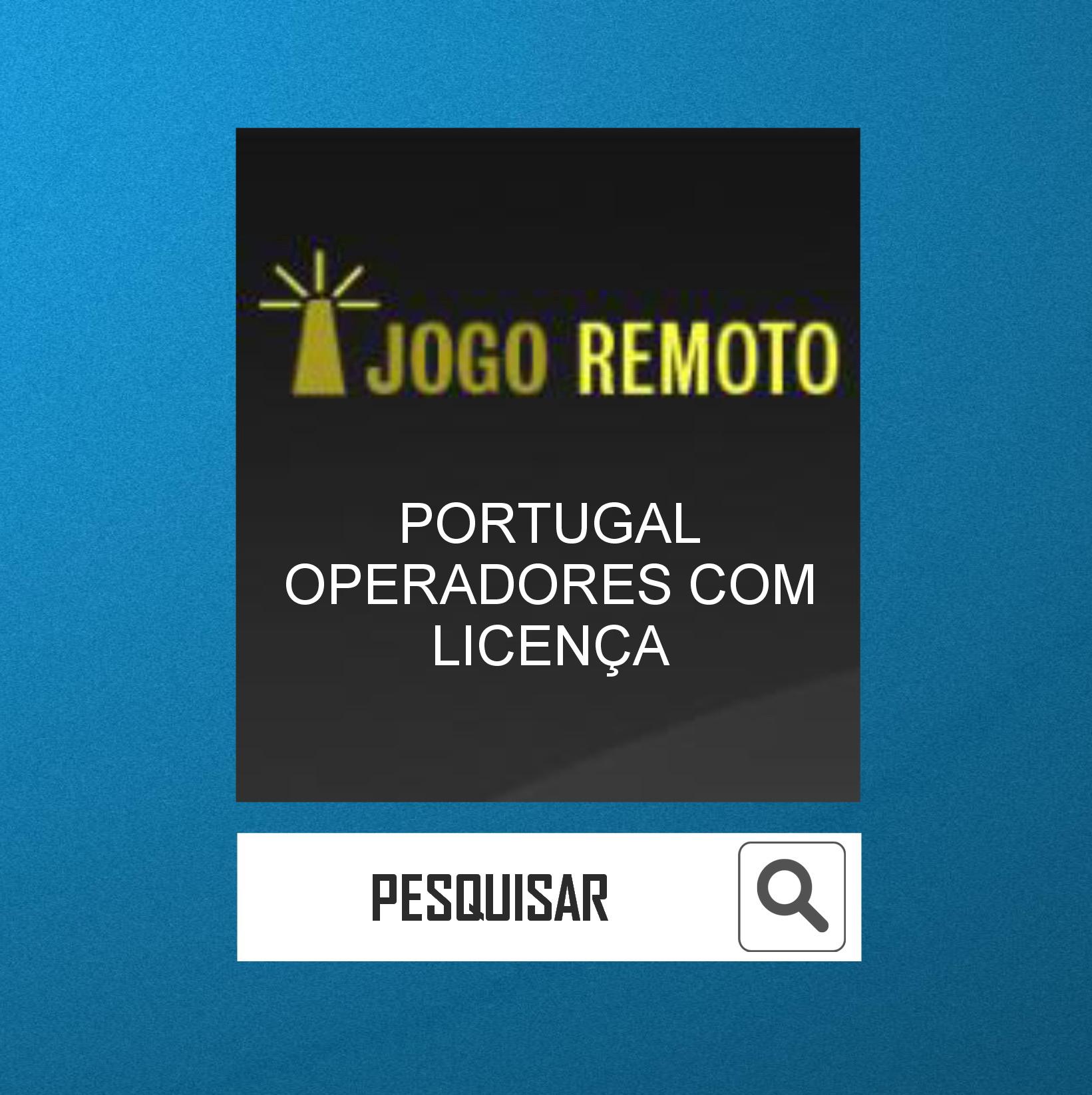 0 OPERADORES COM LICENÇA