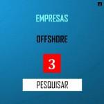 PESQUISA MERCADO - EMPRESAS OFFSHORE