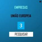 PESQUISA MERCADO - EMPRESAS UNIAO EUROPEIA