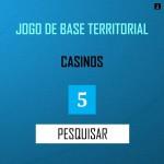 PESQUISA MERCADO - JOGO DE BASE TERRITORIAL CASINOS