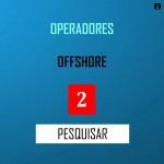 PESQUISA MERCADO - OPERADORES OFFSHORE