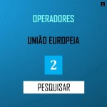 PESQUISA MERCADO - OPERADORES UNIAO EUROPEIA