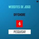 PESQUISA MERCADO - WEBSITES DE JOGO OFFSHORE