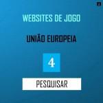 PESQUISA MERCADO - WEBSITES DE JOGO UNIAO EUROPEIA