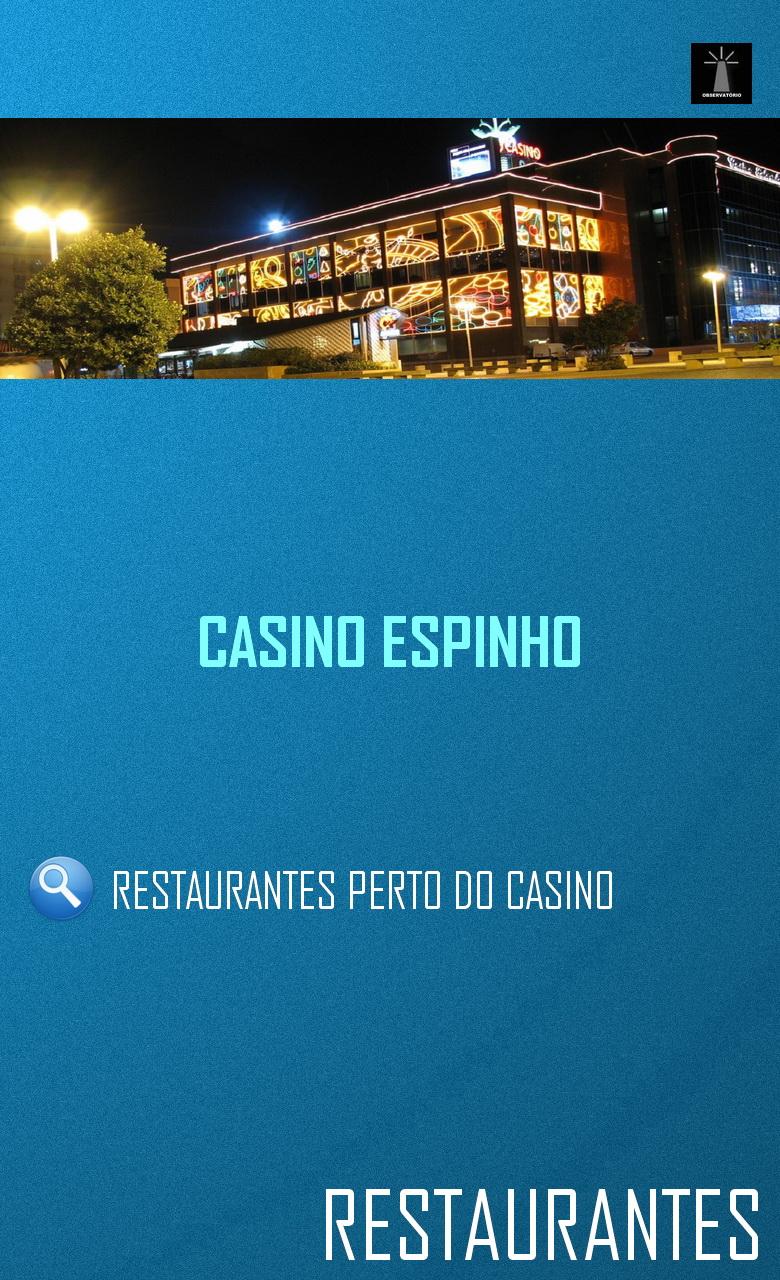 Casino espinho poker 2018