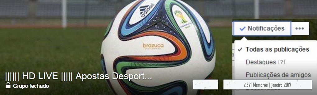 HD LIVE - Apostas Desportivas