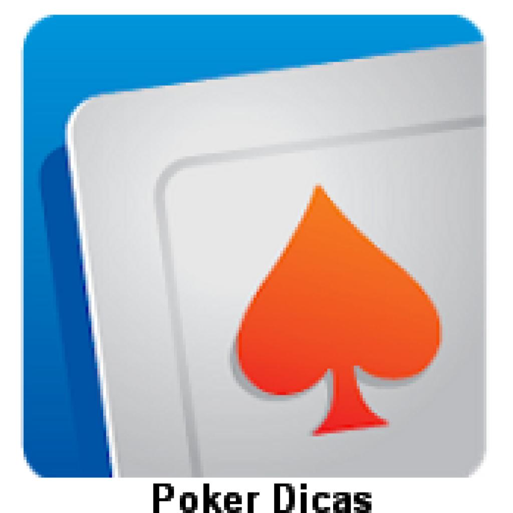 Poker Dicas...