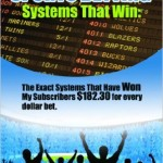 Sports Betting Systems That Win