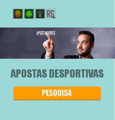 PESQUISA APOSTAS DESPORTIVAS